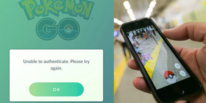 How to Fix Pokémon Go Unable to Authenticate Error | BroExperts