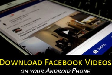 Download Facebook Videos on Android Phone