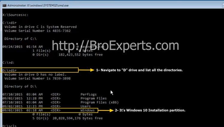 How-to-break-windows-10-local-admin-account-password