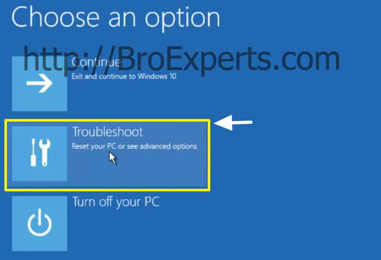 reset windows10 how to get antivirus back