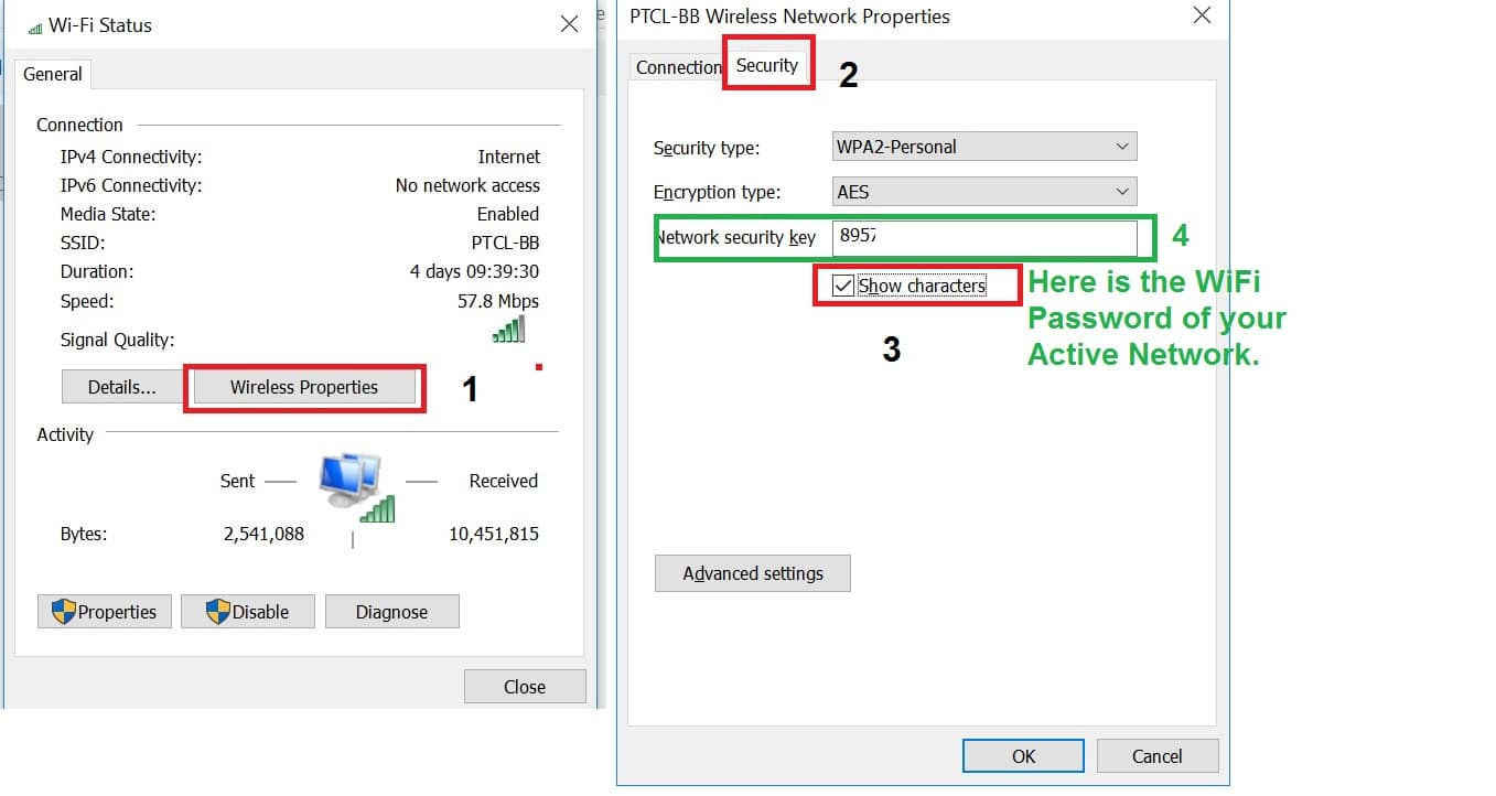 How-to-check-wifi-network-password-in-windows-10