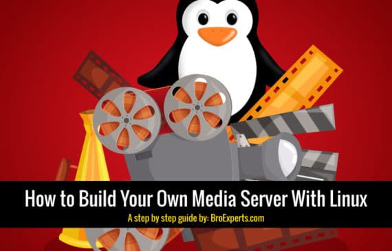 How to Build Your Own Media Server With Linux