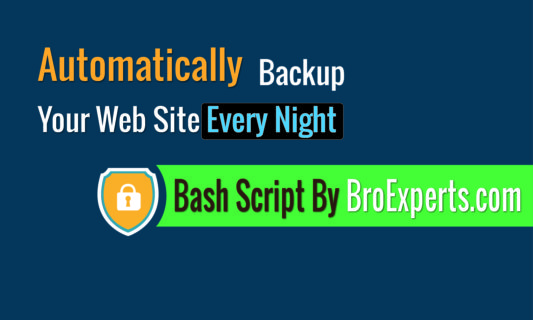 Automatically Backup Your Web