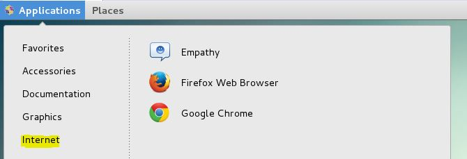 Install Google Chrome on CentOS / RHEL 7