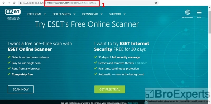 Eset-Online-Scanner