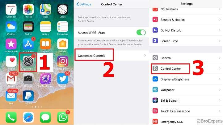 How-to-Record-Screen-on-iPhone-iPad-iOS-11-or-Later