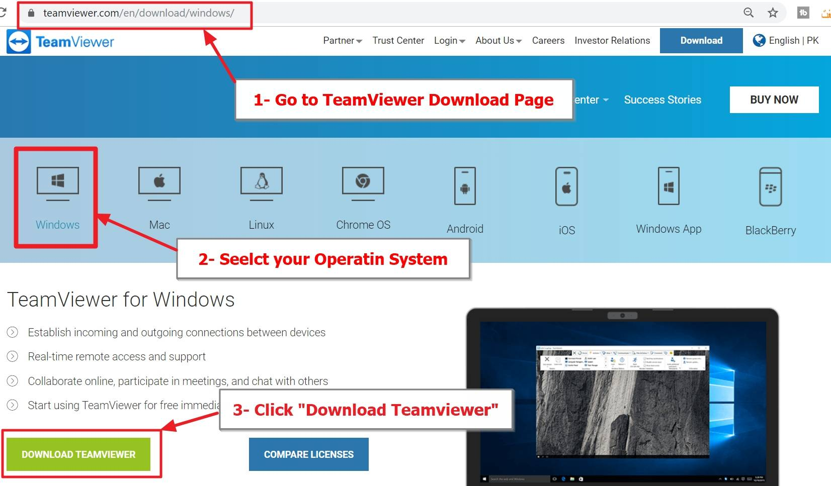 Shortly Setup Teamviewer Unattended Entry ( With Footage )